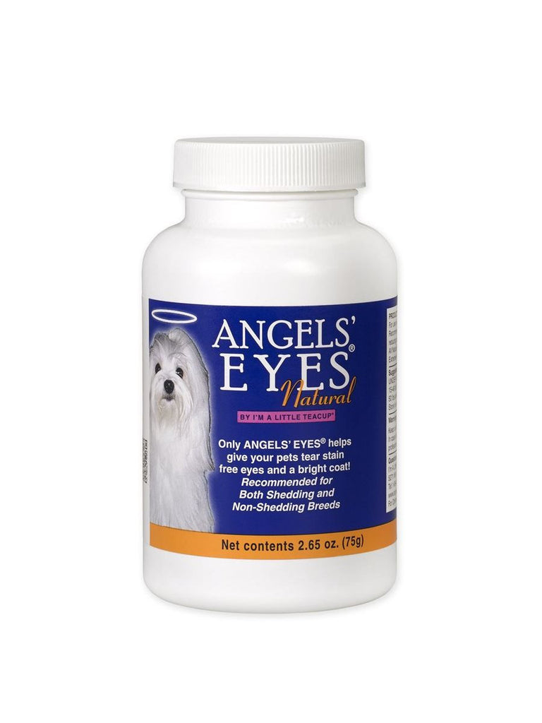 Angels Eyes, Natural Chicken Flavor 75g For Dog, 3 oz
