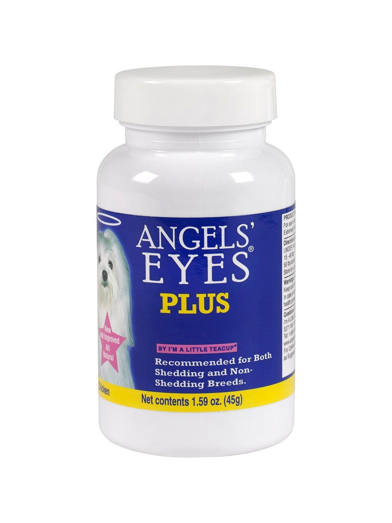 Angels Eyes Plus, Chicken Flavor 45g For Dog, 2 oz