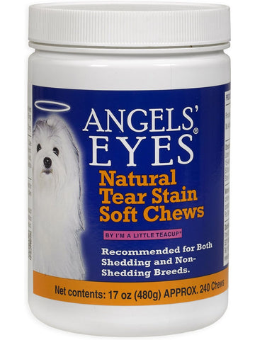 Angels Eyes, Natural Soft Chews  Chicken Flavor For Dogs, 240 chews