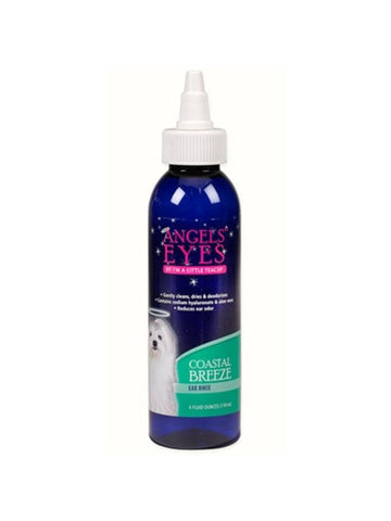Angels Eyes, Coastal Breeze Ear Rinse, 4 oz