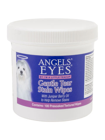 Angels Eyes, Gentle Tear Stain Wipes, 100 CT