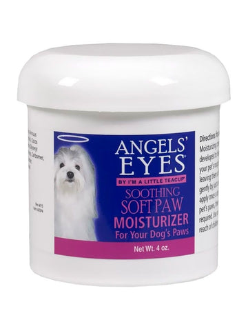 Angels Eyes, Soft Paw Moisturizer For Dog, 4 oz