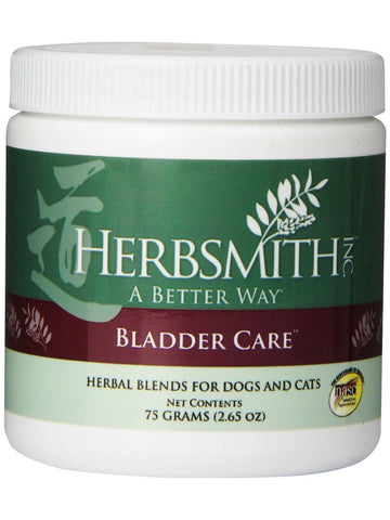 Herbsmith, Bladder Care Powder for Dogs and Cats, 75 grams