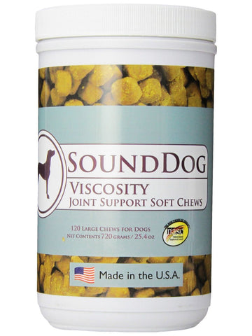 Herbsmith, Sound Dog Viscosity Large, 120 chews