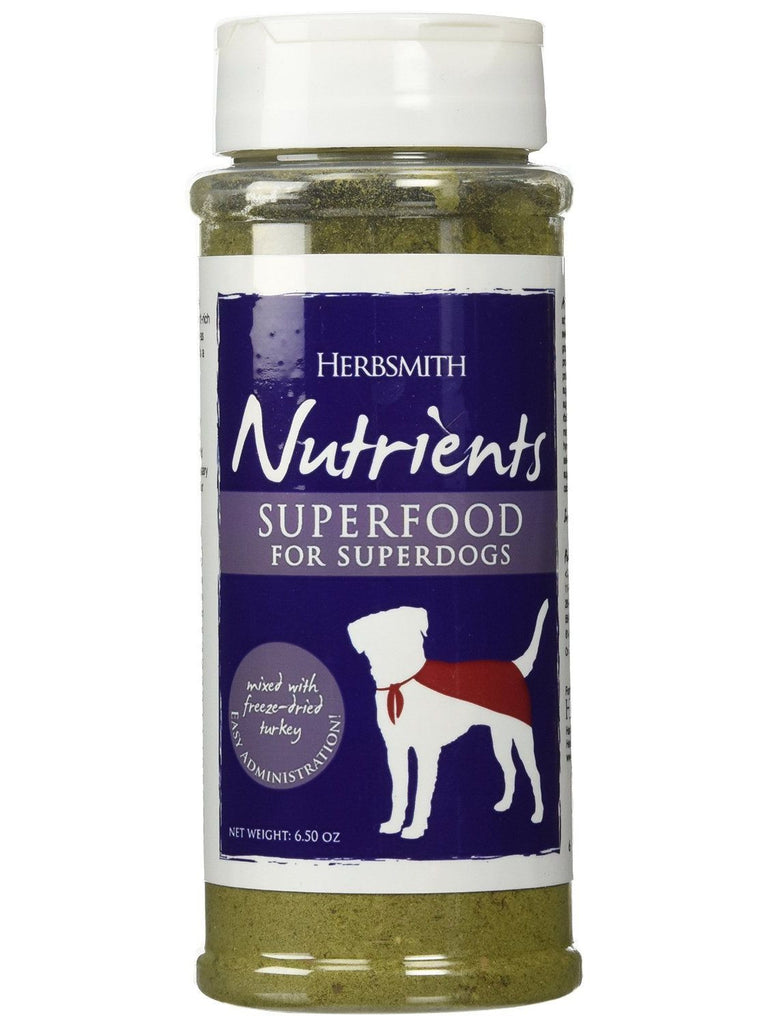 Herbsmith, Nutrients Superfood for Large Dogs, 6.5 oz