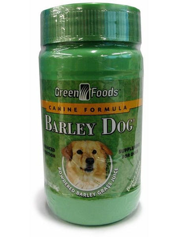 Green Foods, Barley Dog, 3 oz