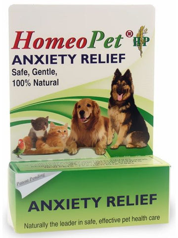 HomeoPet, Anxiety, 15 ml