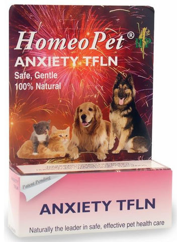 Anxiety TFLN, 15 ml, HomeoPet