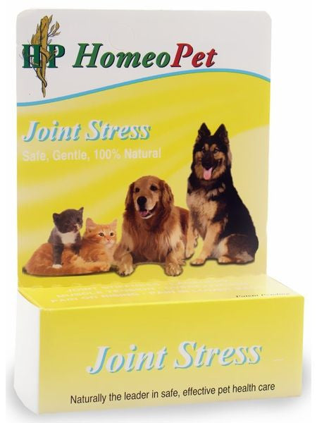 HomeoPet, Joint Stress, 15 ml