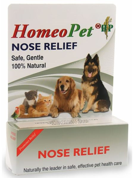 HomeoPet, Nose Relief, 15 ml