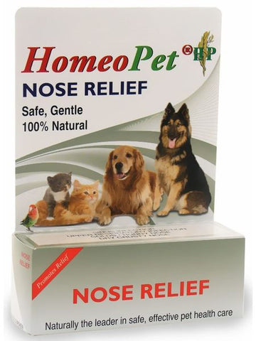 Nose Relief, 15 ml, HomeoPet
