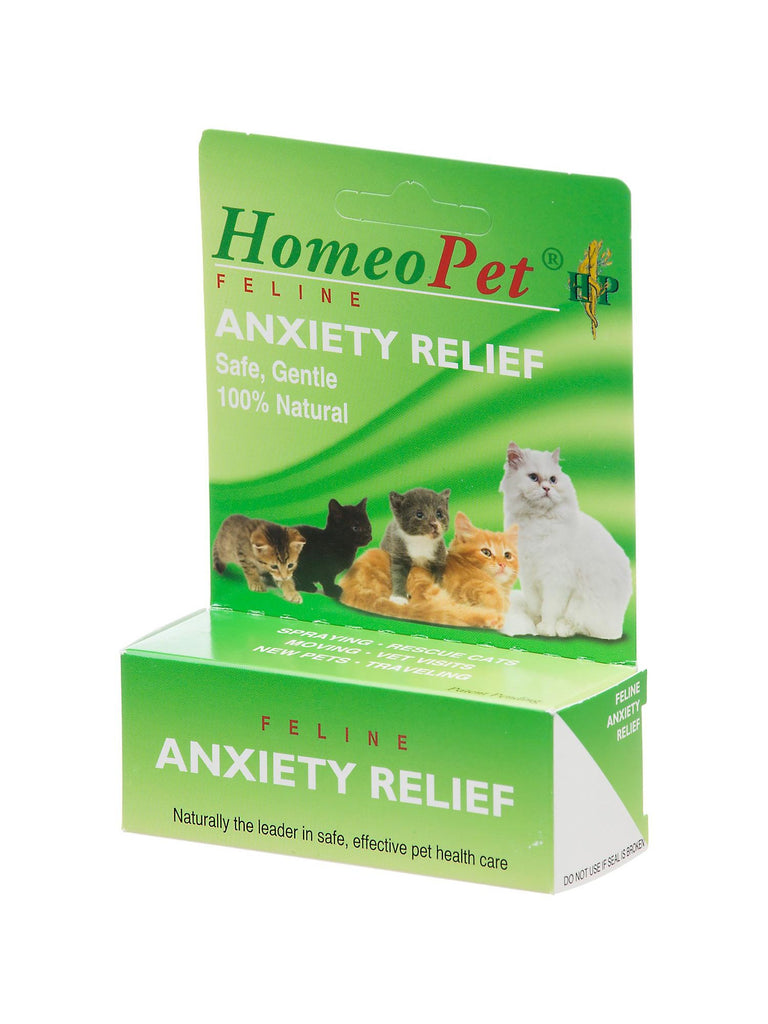 HomeoPet, Feline Anxiety Relief, 15 ml