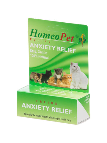 Feline Anxiety Relief, 15 ml, HomeoPet