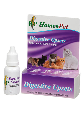 HomeoPet, Feline Digestive Upsets, 15 ml