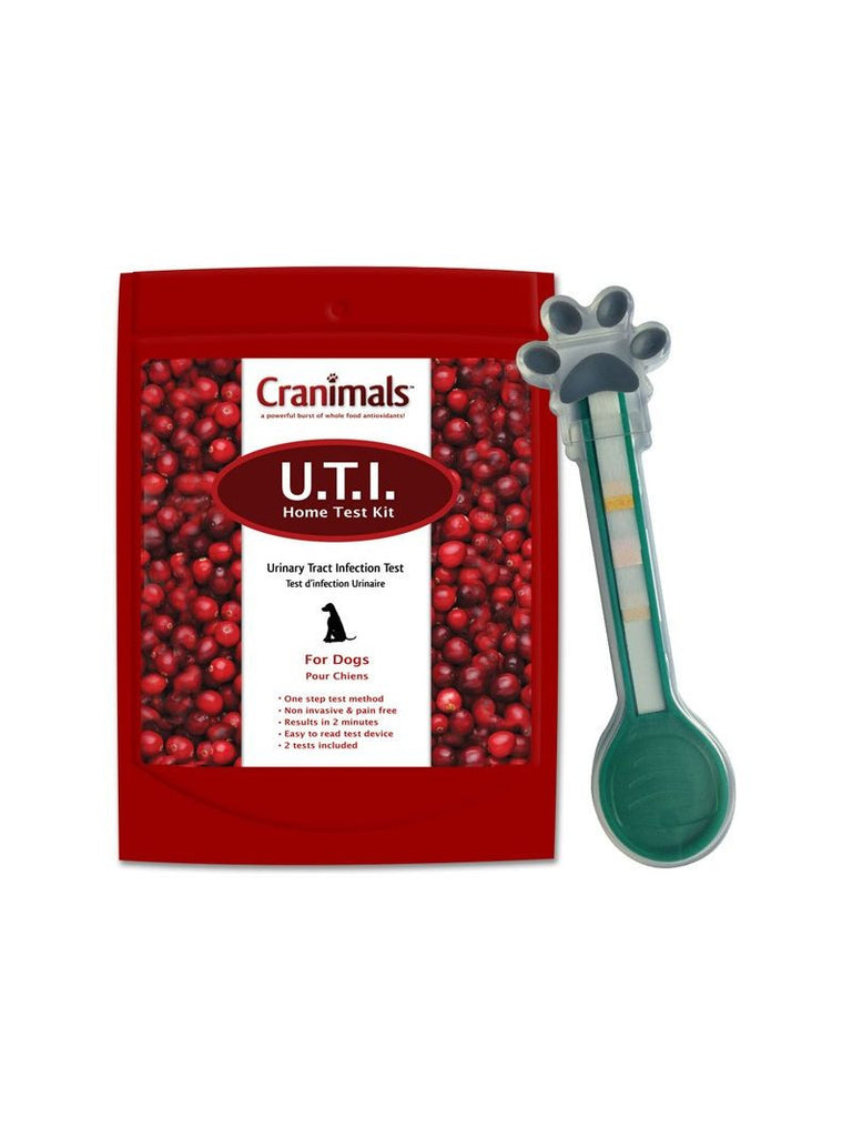 Cranimals, Cranimals UTI Test Kit for Dogs, 1 kit