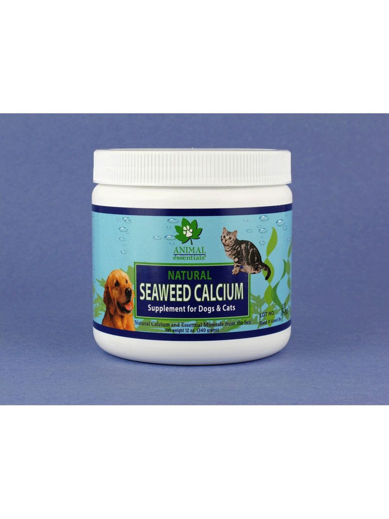 Animal Essentials, Seaweed Calcium Supplement for Dogs and Cats, 340 grams