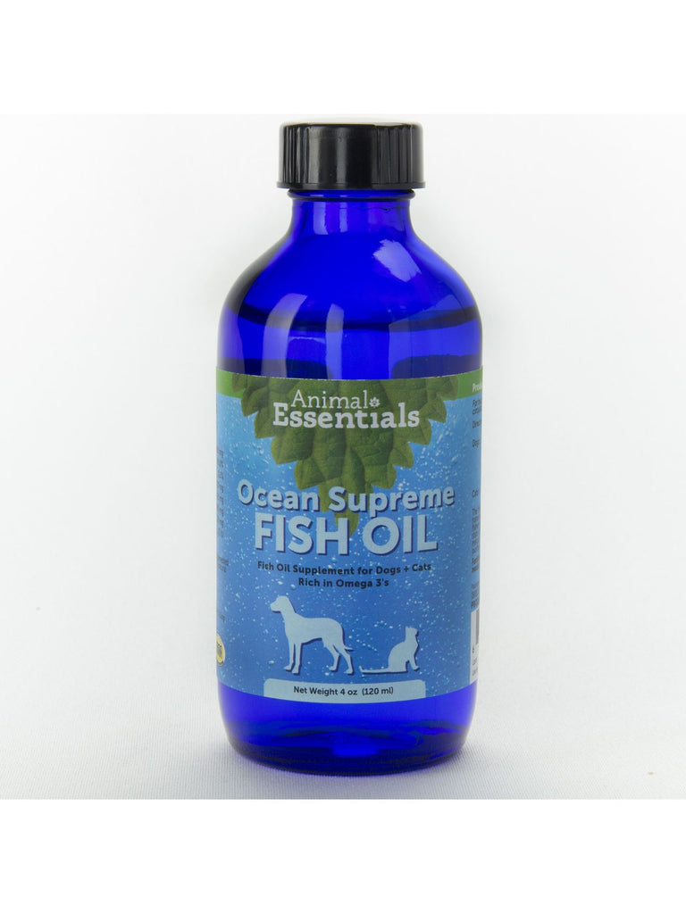 Animals Apawthecary, Ocean Omega Supreme Liquid for Dogs and Cats, 4 oz