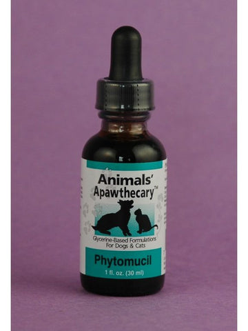 Animals Apawthecary, Phytomucil Liquid for Dogs and Cats, 1 oz
