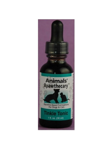 Animals Apawthecary, Tinkle Tonic Liquid for Dogs and Cats, 1 oz