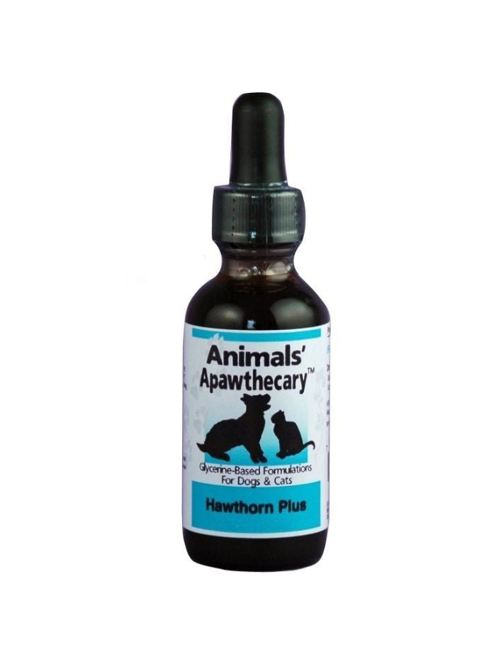Animals Apawthecary, Hawthorn Plus, 2 oz