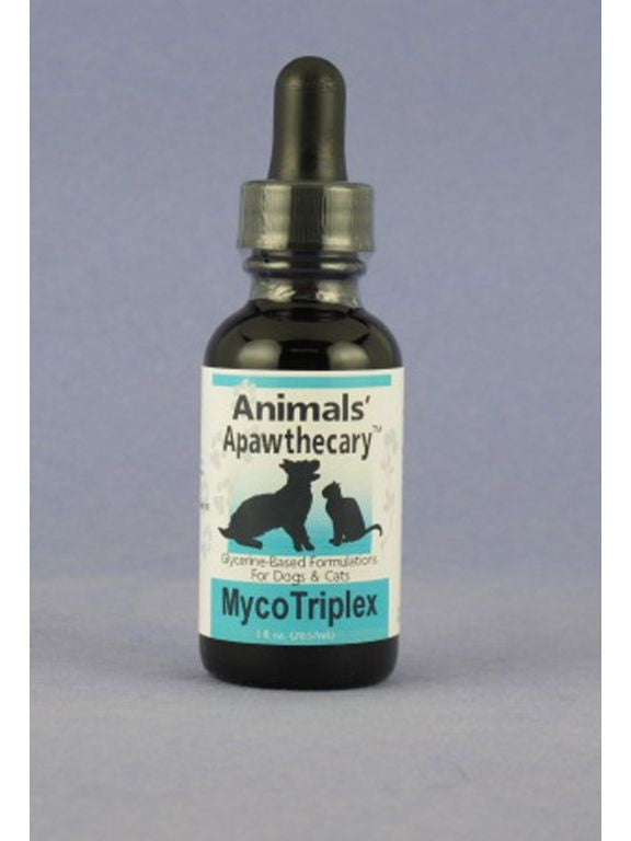 Animals Apawthecary, Myco Triplex, 2 oz