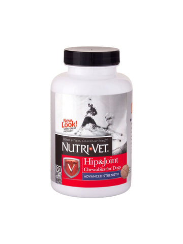 Nutri-Vet, Hip and Joint Extra Strength for Dogs, 90 ct