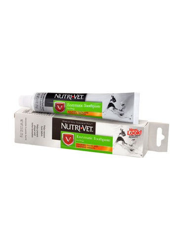 Nutri-Vet, Enzymatic Toothpaste for Dogs, 2.5 oz