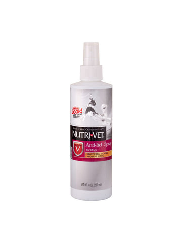 Nutri-Vet, Anti-Itch Spray for Dogs, 8 oz