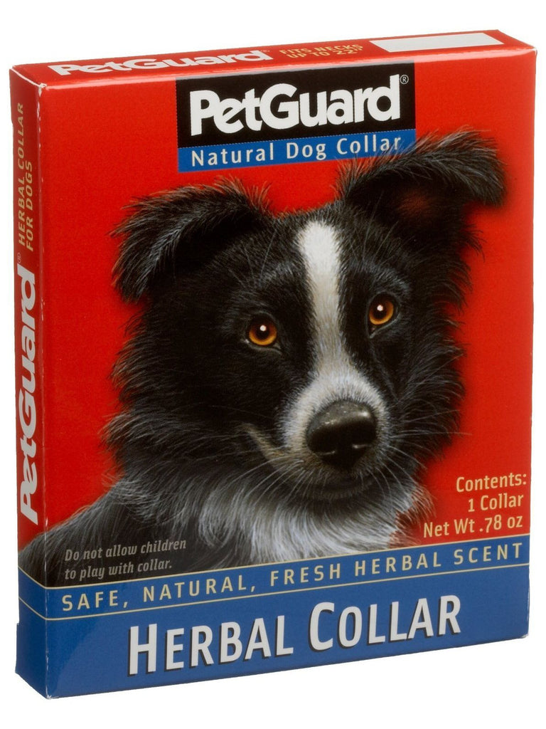 Pet Guard, Herbal Collar for Dogs, 1 ct