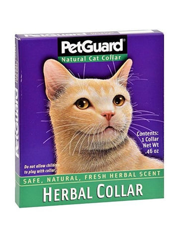 Pet Guard, Herbal Collar for Cats, 1 ct