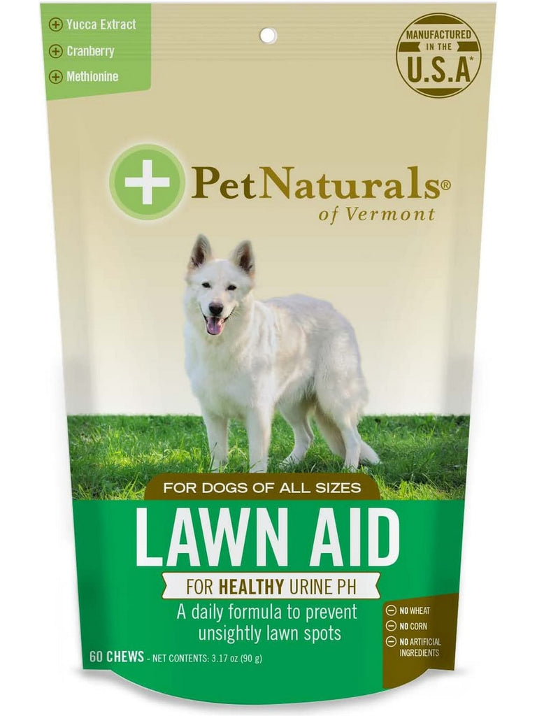 Pet Naturals of Vermont, Lawn Aid Soft Chew, 60 chews