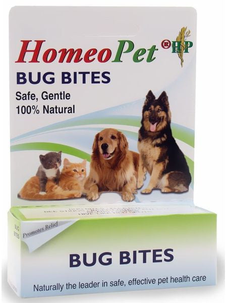 Homeopet, Bug Bites, 15 ml