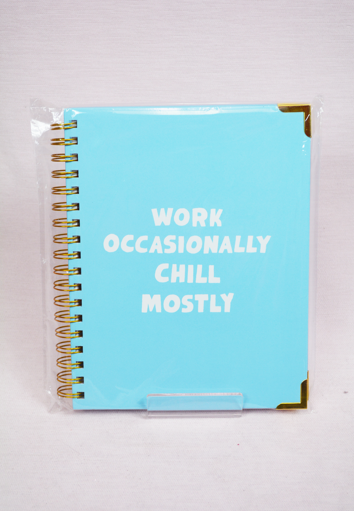 work occasionally notebook