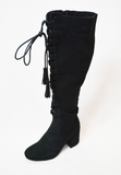 everyday hustle boots - black