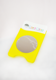 card cling-yellow