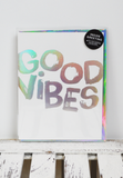 good vibes card