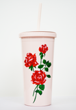 will you accept this rose tumbler