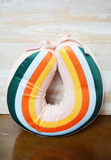 Color Wheel Travel Pillow - Bando