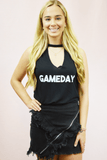 hey y'all gameday tank - black