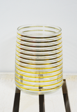 sip in style stripe glass
