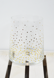 sip in style scattered dot glass