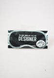 designer eye mask