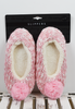 lounge around slippers-pink
