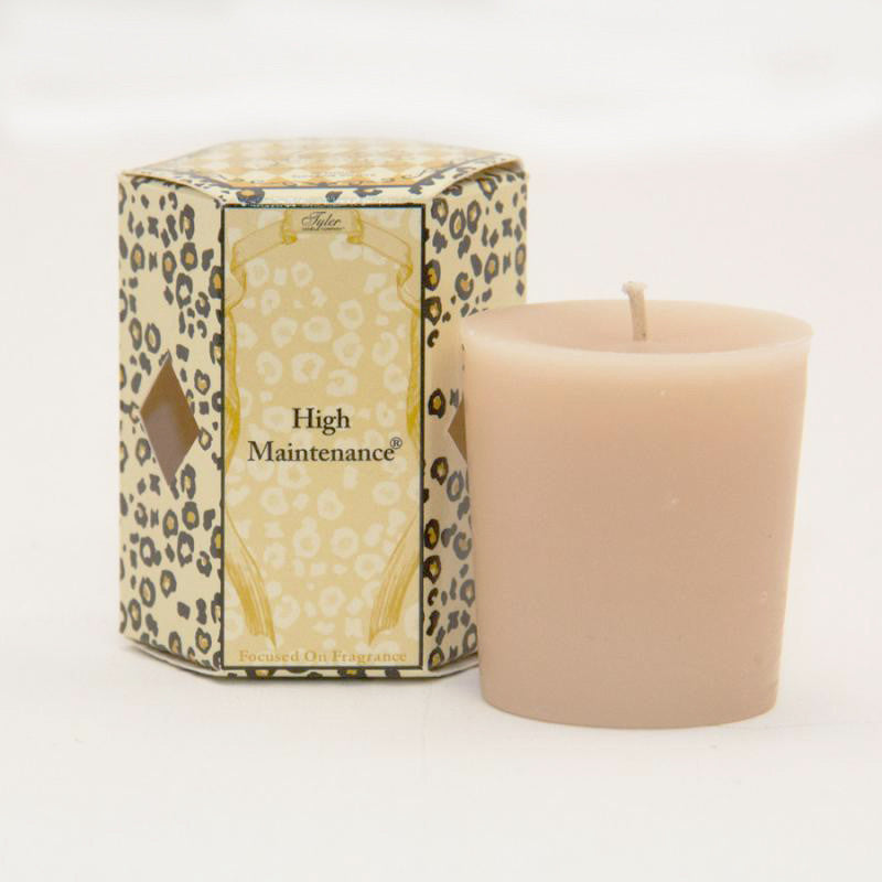 tyler votive candle-high maintenance