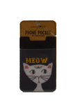 meow - phone pocket