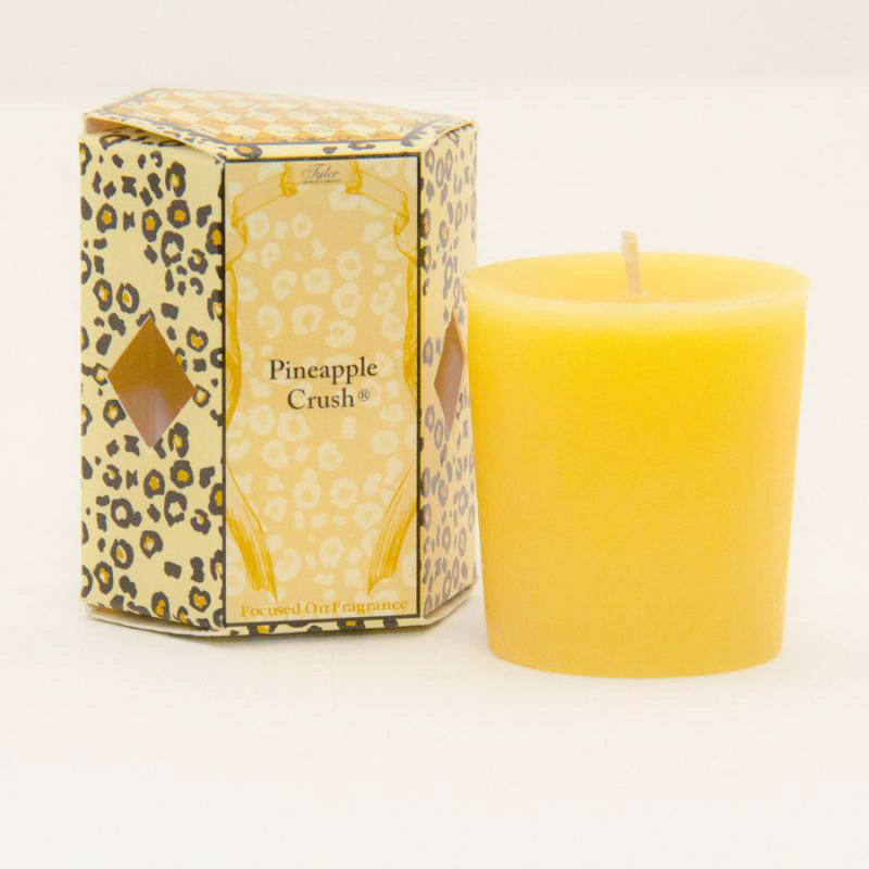 tyler votive candle-pineapple crush