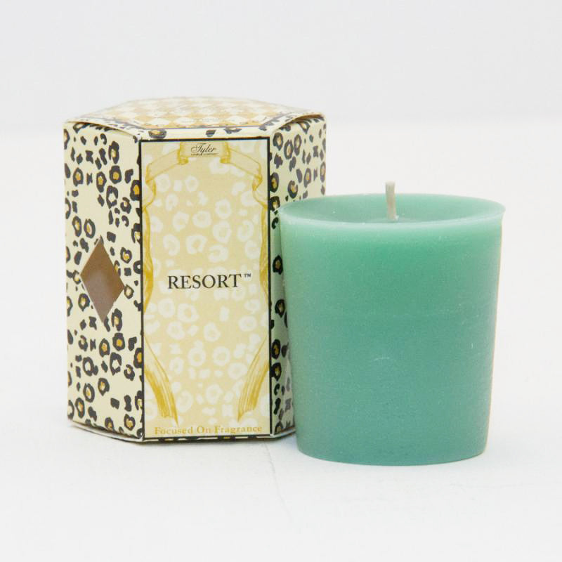 tyler votive candle-resort