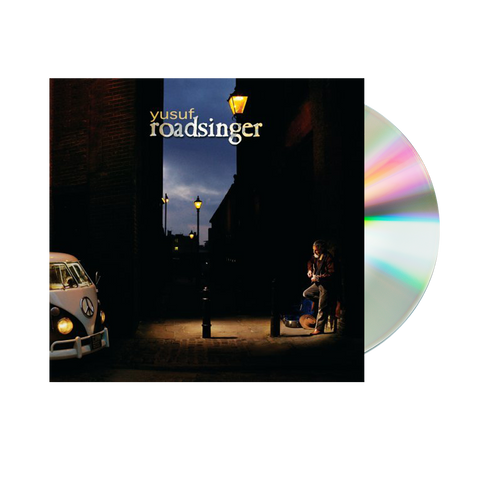 Roadsinger - CD