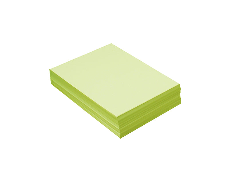"100 Pack - 4bar Panel Card (3.5""x5""): Matte Celery"