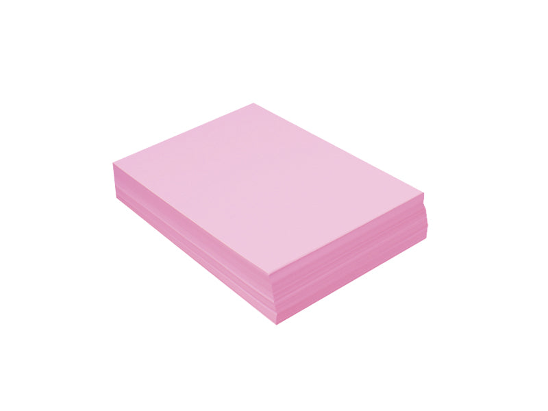 "100 Pack - 4bar Panel Card (3.5""x5""): Metallic Rose"